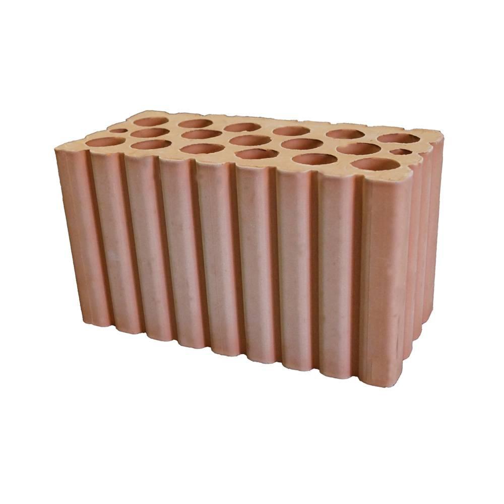 Блок керамический рифленый 2,1 НФ Ключищи