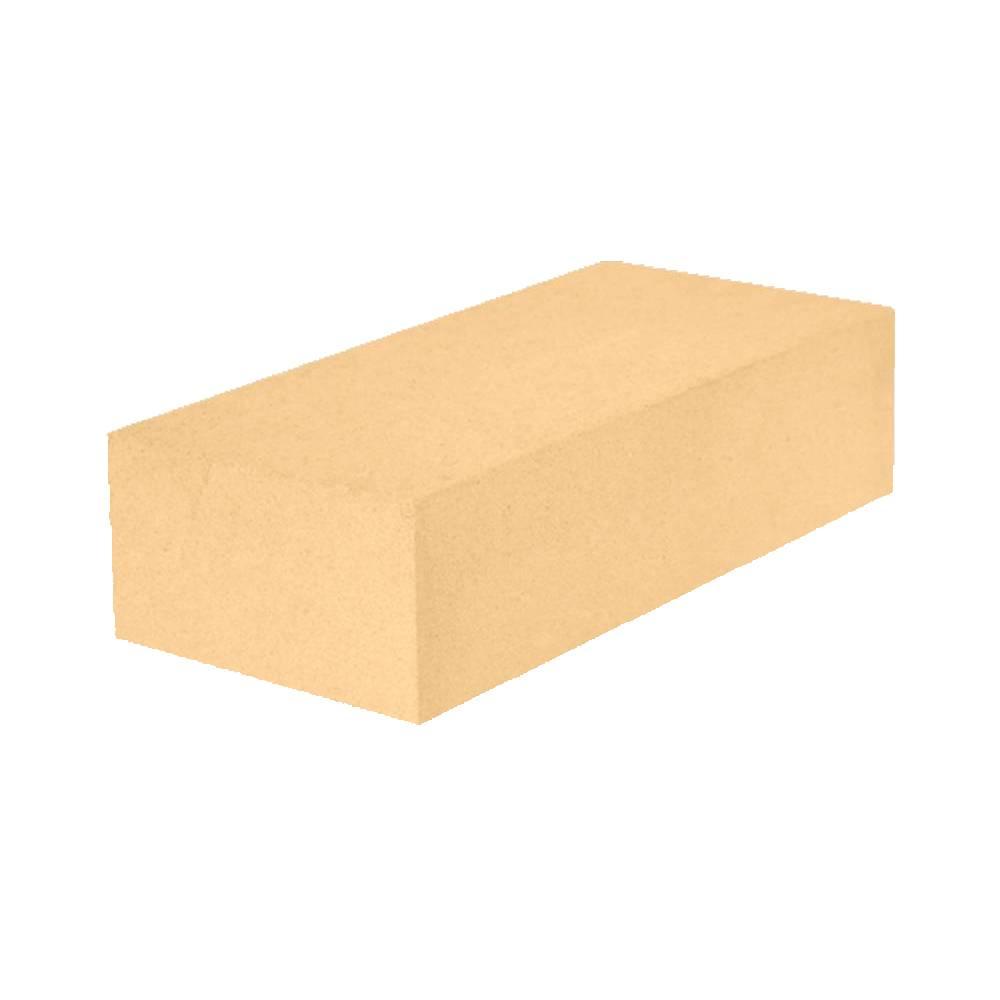 Кирпич силикатный одинарный желтый (на поддонах) - КЗССМ