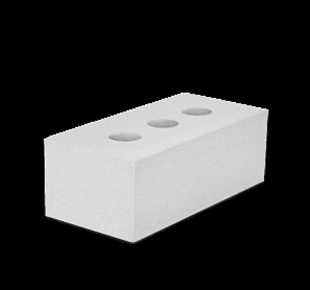 Кирпич силикатный полуторный трехпустотный - КЗССМ