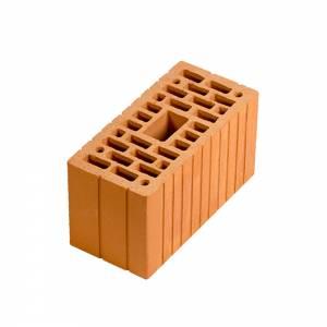 Блок керамический рифленый 2,1 НФ Wienerberger Porotherm