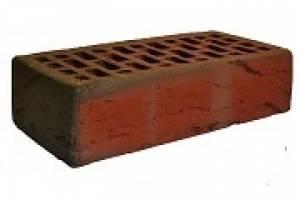 Кирпич керамический декоративный, одинарный, пустотелый, цвет аренберг, кора дерева - Кирово-Чепецк