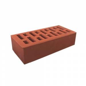 Кирпич керамический, пустотелый, одинарный, цвет красный - АСПК (Арск)