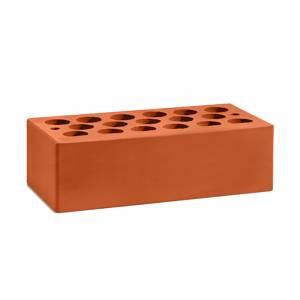 Кирпич керамический, пустотелый, полуторный, цвет красный, поверхность гладкая - Кощаковский завод