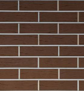 Керамический кирпич, евро, цвет шоколад, рустик - Керма (Нижний Новгород)