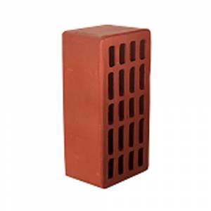 Кирпич керамический, пустотелый, полуторный, цвет красный - ПКК на Закаменной