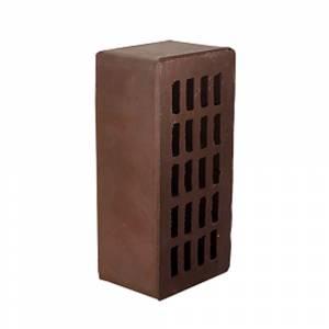 Кирпич керамический, пустотелый, полуторный, цвет шоколад - ПКК на Закаменной