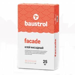 Baustrol facade - клей фасадный